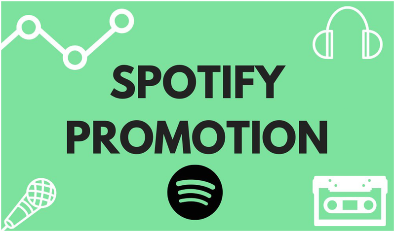 Real Spotify Promotion