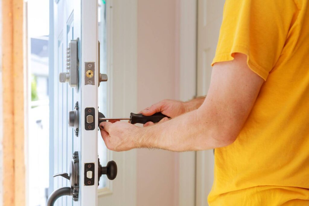 locksmith arrangements
