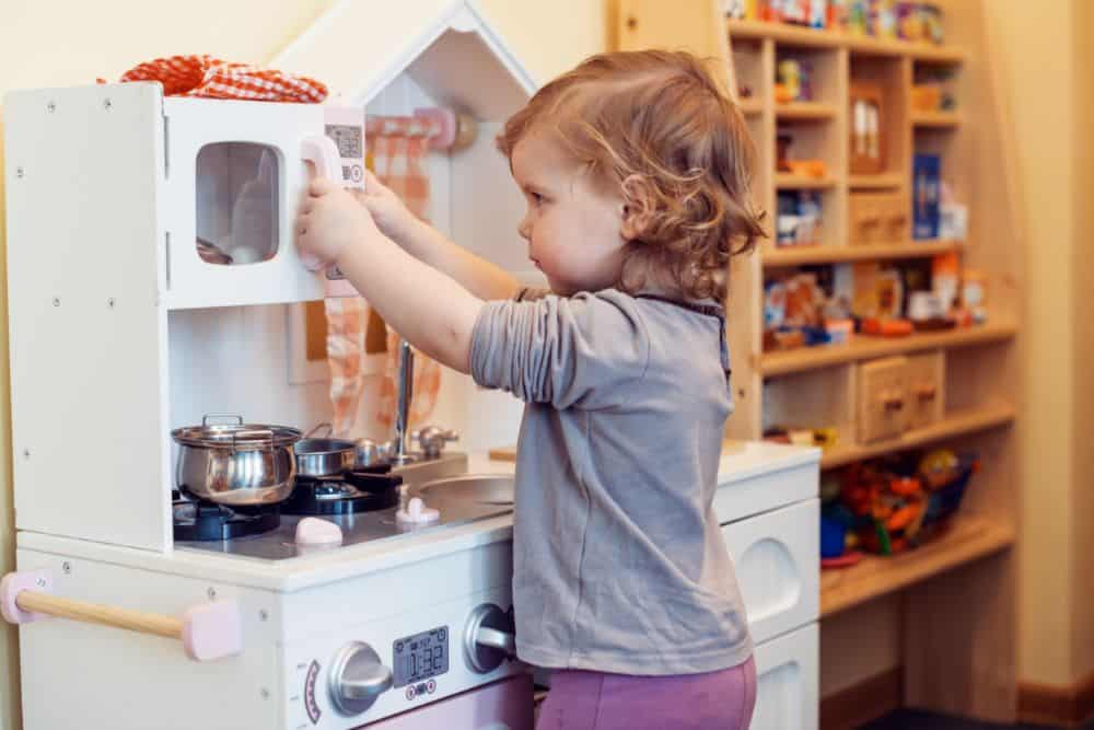 purchasing kitchen toys