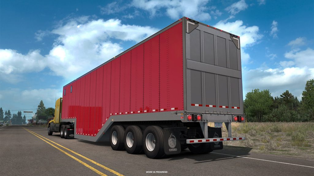 Trailers for ATS